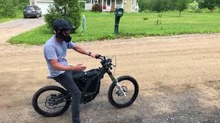 Electrek Review: Sur-Ron Is A Monster Ebike W/ 50 Mile Range & Insane Speed