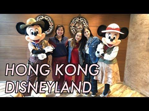 Hong Kong Disneyland by Alex Gonzaga