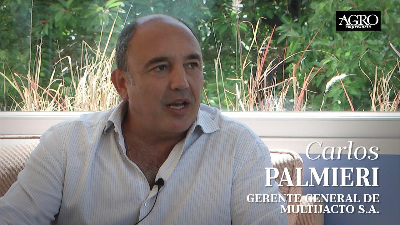 Carlos Palmieri - Gerente General de Multijacto S.A.