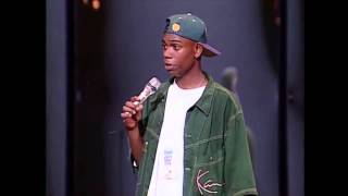 Dave Chappelle 1993    He's a Well respected Comedian