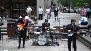 "The Beatles ""I Call Your Name"" by The Meseybeat Beatle Tribute"