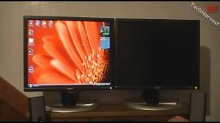 Setting Up Dual Monitors On One Desktop PC