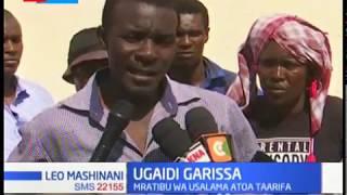 UGAIDI GARISSA: Walimu watatu wameuawa leo, shambulizi lilifanywa eneo la Kamuthe