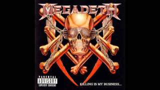 Megadeth - Looking Down The Cross