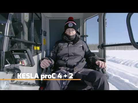 KESLA Quick - control system's quick change