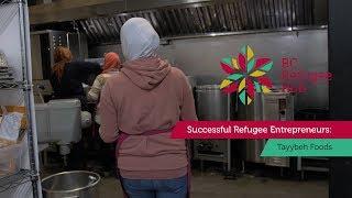 BC Refugee HUB: Successful Refugee Entrepreneurs - Tayybeh
