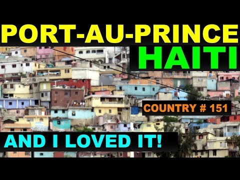 A Tourist's guide to Port-au-Prince, Haiti