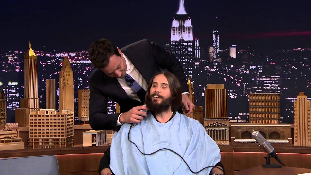 Jimmy Trims Jared Leto's Beard thumbnail