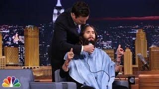Jimmy Trims <b>Jared Leto</b>s Beard