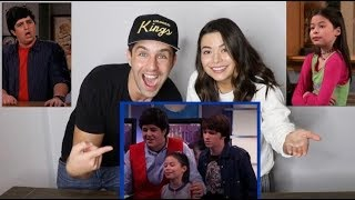 MIRANDA COSGROVE AND I WATCH OUR CRINGIEST VIDEOS!