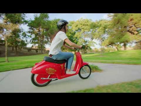 Razor Pocket Mod Bellezza Ride Video