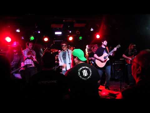 Whiskey Row by Danny Roberts and the Plump Tones