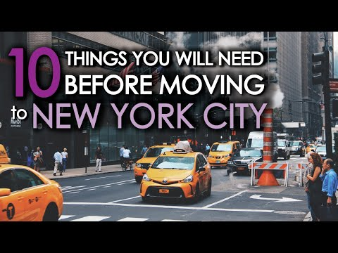 , title : '1O Things You Will Need Before Moving to NEW YORK CITY