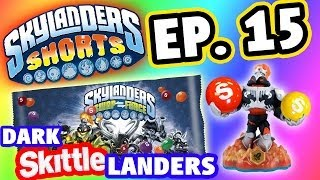 Dark Skittle Landers - Skylanders Shorts: Episode 15 (Swap Force)