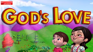 Gods Love Is So Wonderful - Nursery Rhymes