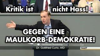 """Aktuelle Stunde """"Gegen Hass und rechtsextreme Gewalt"""""""
