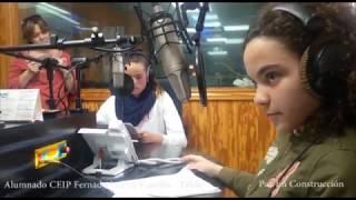 Radio escolar CEIP Fernando León y Castillo.