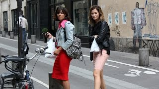 preview picture of video 'Paris Street Style- Street fashion in Paris'