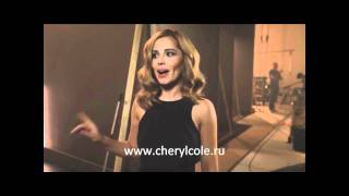 Cheryl Cole - Behind the scenes - LOréal Paris False Telescopic