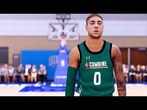 NBA 2K19 My Career - The NBA Draft Ep.4