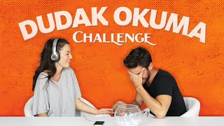 Dudak Okuma Challenge - Pelin Akil   Pelin & Anıl