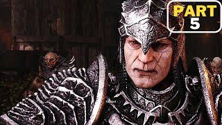 Middle Earth Shadow of Mordor - Walkthrough Gameplay / 1080p HD (part 5) : گیم پلی بازی سایه موردور