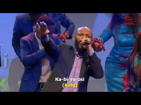 Paul Chisom performing 'Salute' with LCGC One music