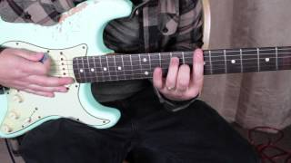 "How To Play ""I Got Mine"" By The Black Keys   Blues Rock Guitar Lessons"