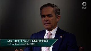 Línea Directa - Miguel Ángel Mancera