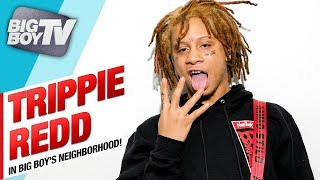 BigBoyTV - Trippie Redd on Coming Up, 6IX9INE Situation, Collabs w/ Drake and Wayne & a Lot More