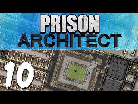 Prison Architect - Люблю Треугольники! - Часть #10