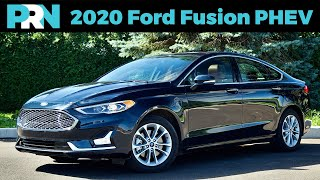 The Best Sedan Ford Killed | 2020 Ford Fusion Energi Full Tour & Review
