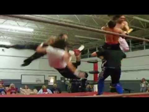 Human Car Wreck - Wrestling911.com's Shot of the Week