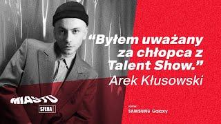 <span>MIASTOSFERA 003</span> - Arek Kłusowski: Polska muzyka przechodzi renesans