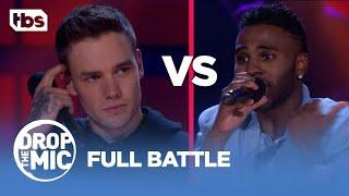 Drop The Mic- Liam Payne Vs Jason Derulo - FULL BATTLE
