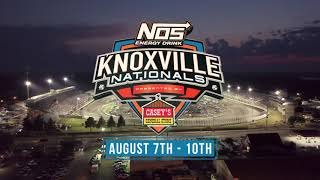 59th Annual NOS Energy Drink Knoxville Nationals - Entertainment