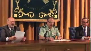 Cardioprotección de nuevas instalaciones de Guardia Civil en Andalucía Occidental