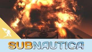 Subnautica עדכון Silent Running