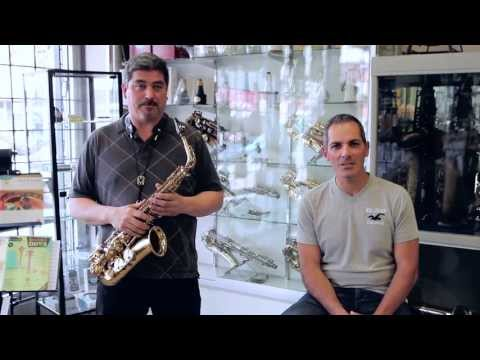 Selmer Mark VII Alto Saxophone Review