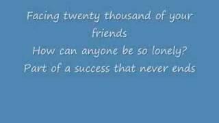Mamma Mia- Super Trouper Lyrics