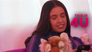 4U - Valeria  ( Lyric Video)