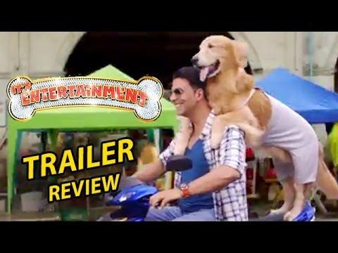It's Entertainment - Akshay Kumar, Tamannaah Bhatia I Trailer Review