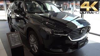 2019 NEW Mazda CX-8 Reviews Interior Exterior - Mazda CX-8 2019 マツダ CX-8 2019年モデル