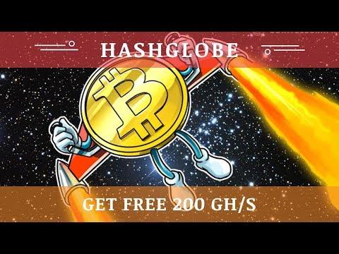 Hashglobe.net отзывы 2019, mmgp, обзор, Bitcoin Cloud Mining, get Free 200 Ghs