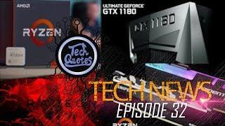 اداء GTX 1080 بسعر 250$ - كارت انفيديا الجديد GTX 1180 باداء عالي || Tech News
