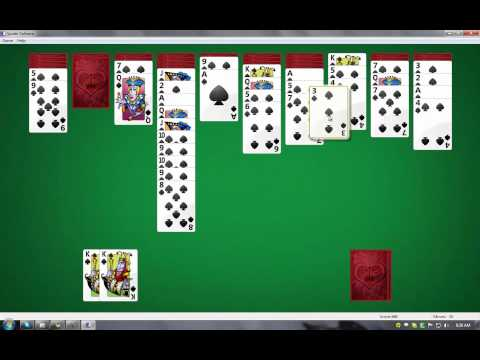 Spider Solitaire Card Game Free Download For Windows Xp