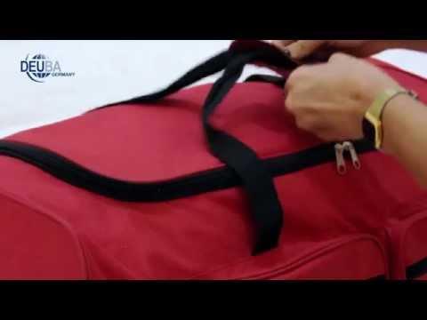 Reisetasche 100 L Trolley