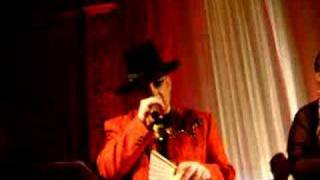 Suffragette City - Boy George (Live at Home House)
