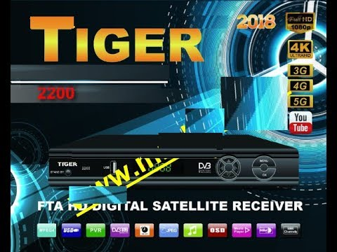 TIGER V3 16 NEW SOFTWER UPDATE NEW IPTV ADD NEW SATELLITE SERVER NEW