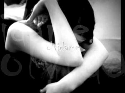 olvidame - thalia (letra)